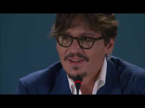 Waiting for the Barbarians Press Conference | 76TH VENICE INTERNATIONAL FILM FESTIVAL | Johnny Depp