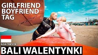 BOYFRIEND GIRLFRIEND TAG NA WALENTYNKI | Treneiro Vlog 115