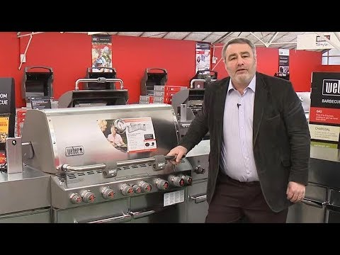 Review Of The Weber Summit S670 Grill Centre