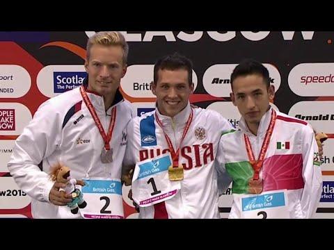 Российские паралимпийцы после трехлетней паузы завоевывают награды на Чемпионате мира в Лондоне.