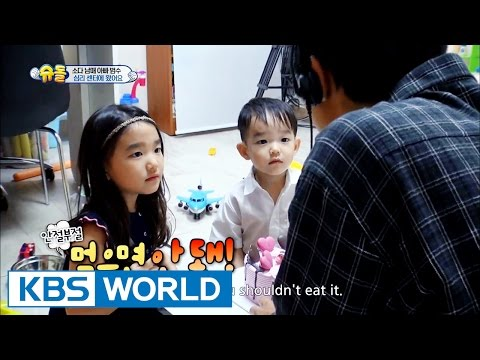 SoDa siblings' house - Soeul having top 0.1% creativity [The Return of Superman / 2016.07.31]