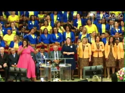 Santificação - Elaine Martins - 23º Congresso da CIBESC