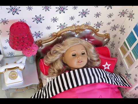 Packing For An American Girl Hotel Sleepover