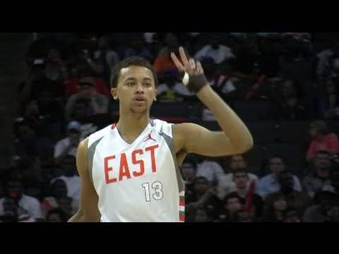 Kyle Anderson UCLA Basketball Recruiting 2012 Jordan Brand Classic Highlights