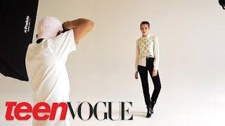 SKIPPING SCHOOL TO WORK AT TEEN VOGUE (My Most Exciting Vlog Ever?)