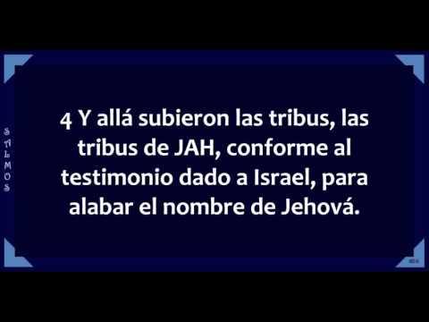 SALMOS 120-124 (Audio, Letra)