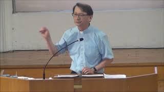 20180617浸信會仁愛堂主日信息_林昇彬牧師