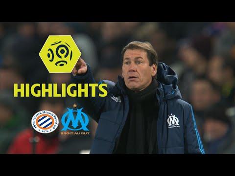 Montpellier Hérault SC - Olympique de Marseille (1-1) - Highlights - (MHSC - OM) / 2017-18