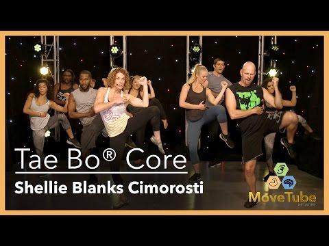 Tae Bo® Core With Shellie Blanks Cimorosti