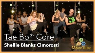 Tae Bo® Core with Shellie Blanks Cimorosti