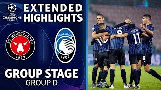 FC Midtjylland vs. Atalanta: Extended Highlights   UCL on CBS Sports