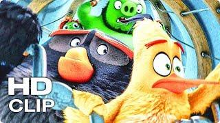 ANGRY BIRDS 2 В КИНО - Актеры Озвучания О Мультфильме (Мультфильм, 2019) Клип