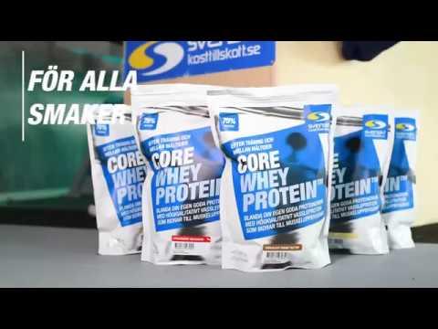 svenskt kosttillskott protein
