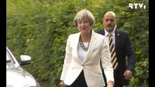 Победа и поражение Терезы Мэй  Британия выбрала новый парламент