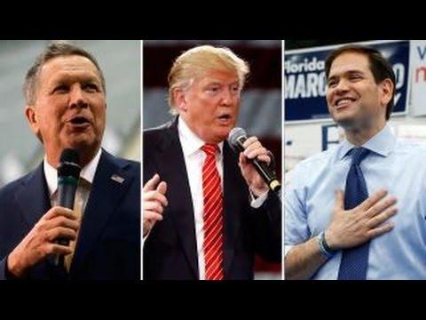 Ingraham on GOP candidates