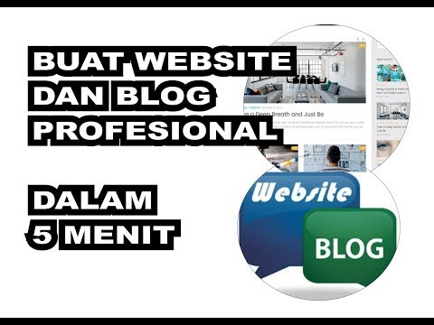 5-menit-buat-blog-i-website-profesional-2019-i-munir-tv
