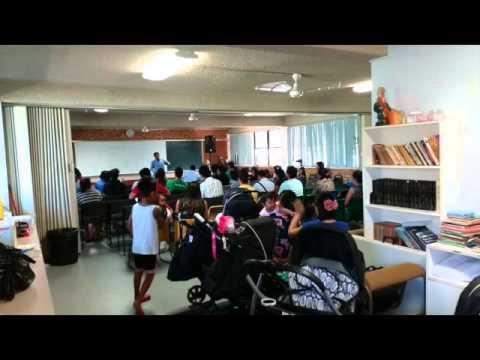 Saya San Toe Bible Study Brisbane Queensland Australia Part 8