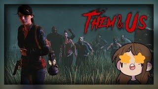 [ Them & Us ] Amazing Resident Evil style demo