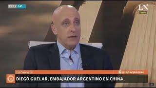 Argentina frente al idilio Trump-Bolsonaro | Carlos Pagni con Diego Guelar, embajador en China