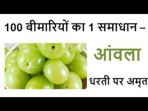 आवला के फायदे - आंवला गुणों का भंडार -indian gooseberry l ...