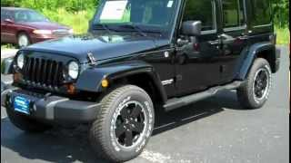 Jeep Wrangler Unlimited Altitude 2012 Videos