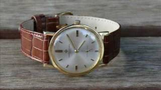 Thin Dress Watches - What are they? What should you wear?