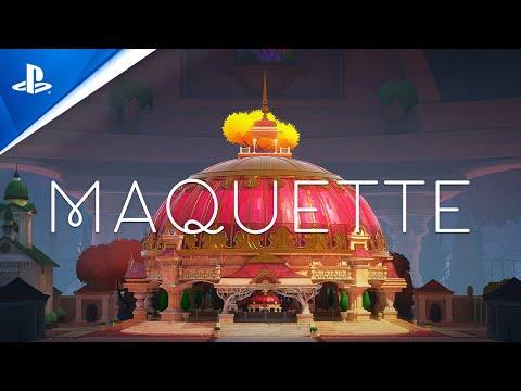 Maquette - Gameplay Walkthrough Trailer | PS4