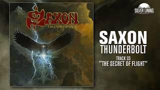 Saxon - The Secret of Flight (Official Track)