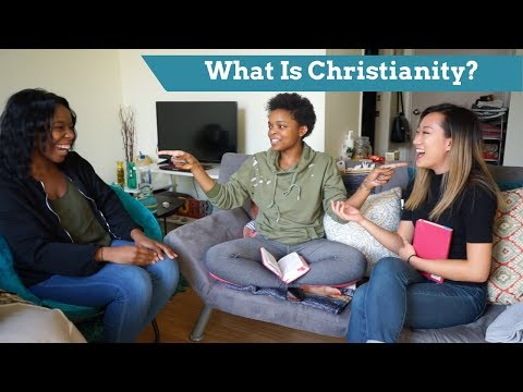 Ep. 4 What Is Christianity | Join The Chat!