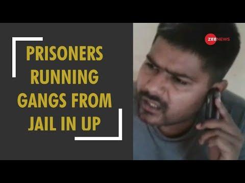 Prisoners running gangs from inside the jail in Raebareli