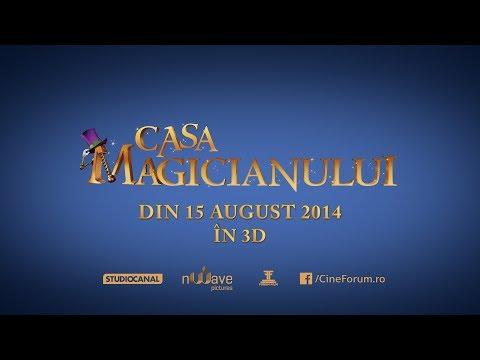 Casa Magicianului (House of Magic) - Trailer - 2014