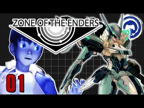 Zone of the Enders | Metal Gear Interlude Part 1: Otacon's Japanese Animes! | Stream Four Star