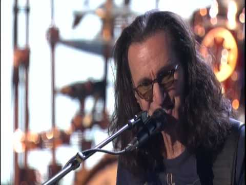 Rush Tom Sawyer & Spirit of the Radio at The Rock and Roll Hall of Fame  4182013