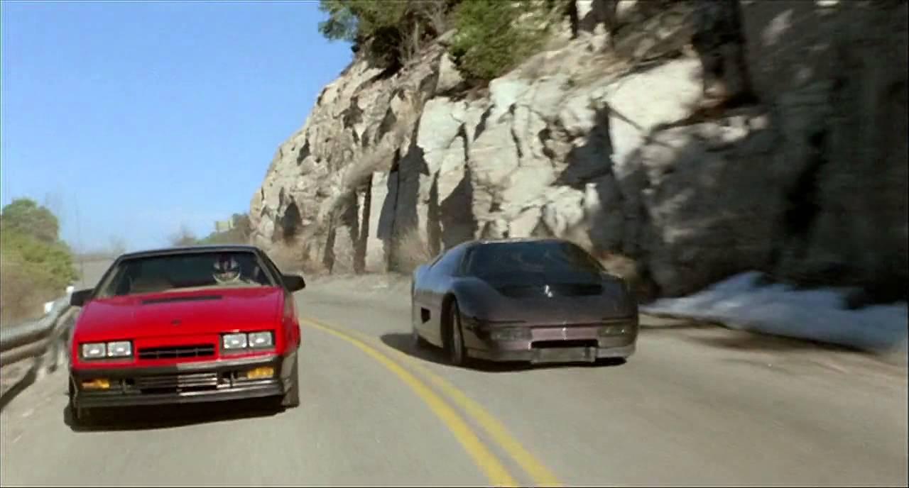 The Wraith Car: The Wraith Race 2 (1986) HD