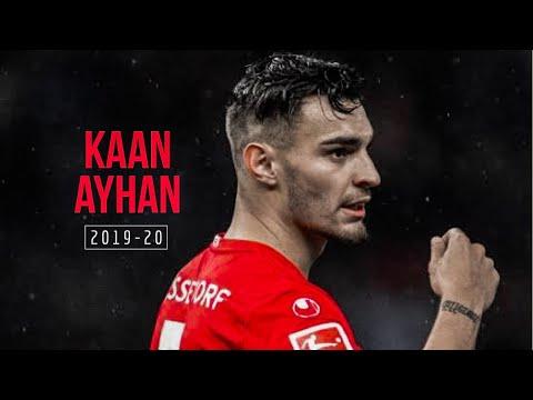 Kaan Ayhan • Defending Skills • Goals • 2019