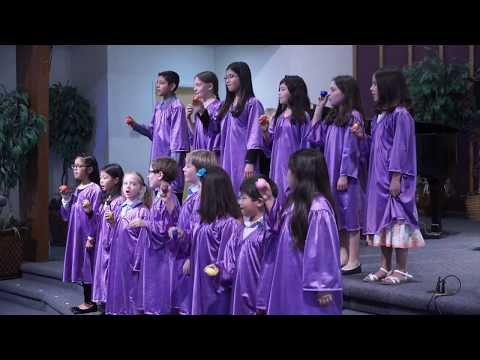 He Came Down (West African Gospel Hymn) - SVAS Kids