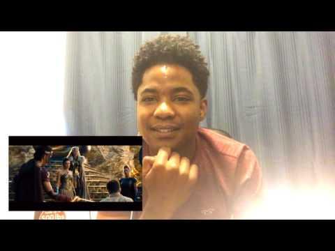 WonderWoman Lasso of Truth Movie Clip Reaction!!