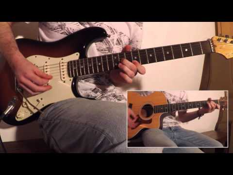 Coldplay - Shiver Guitar Cover