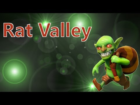 Rat Valley - Clash Of Clans Single Player Campaign Walkthrough - Level 10 Tutorial