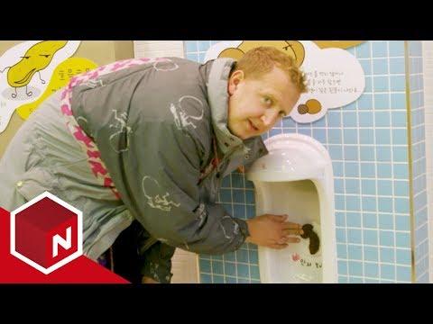 Magnus drar på et museum for bæsj og toaletter  OL Kveld  TVNorge
