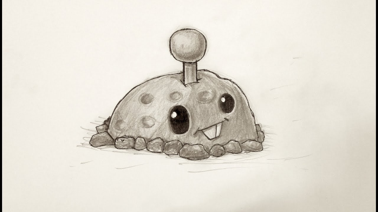 How I Draw Potato Mine Plants Vs Zombies