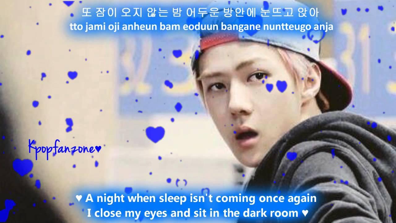 exo my turn to cry eng sub r ization hangul hd