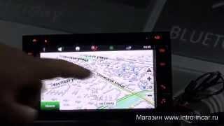 Штатная магнитола  Nissan incar CHR 6296 U