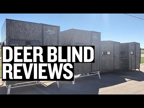 Deer Blinds Product Review