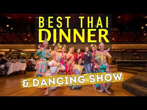 Best Thai Dinner & Dancing Show in Bangkok – Sala Rim Nam Restaurant