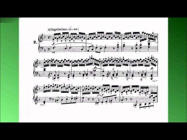 M. Clementi Etude № 2 (Gradus ad Parnassum). Pianist: Alessandro Marangoni