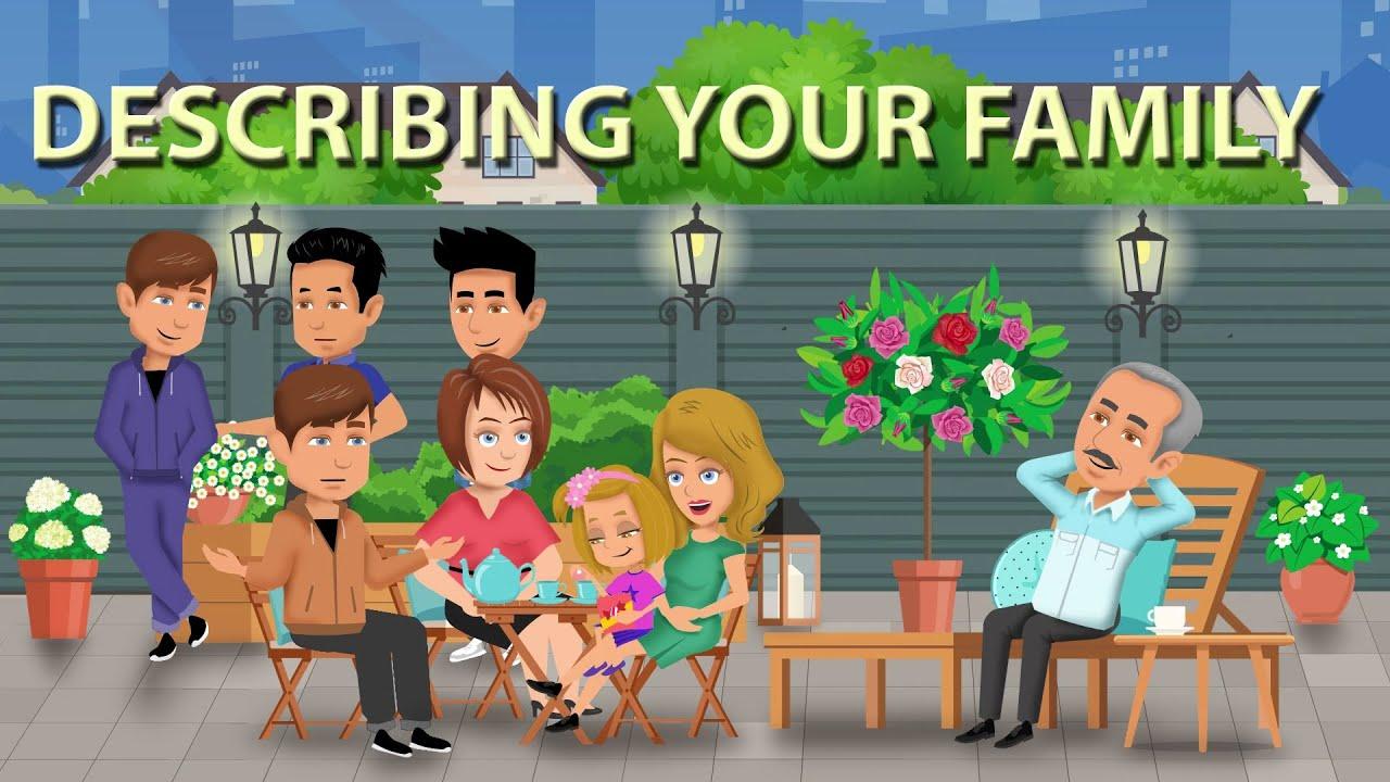 Describing Your Family