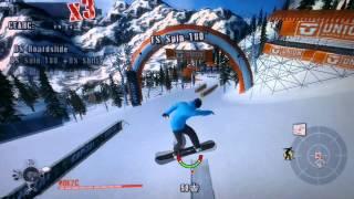 Shaun White Snowboarding - Europe