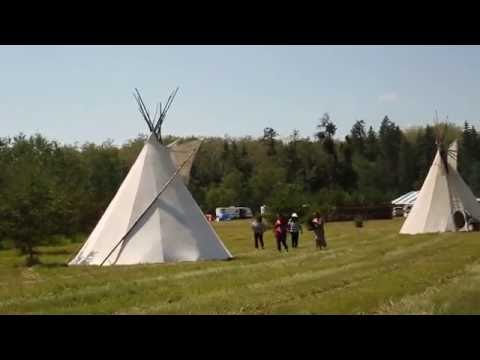Montreal Lake Cree Nation Youth Cultural Camp