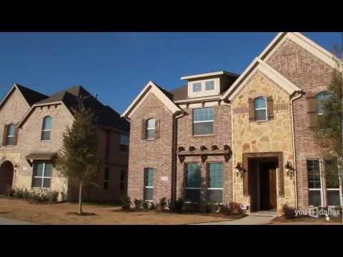 Richwoods Development in Frisco New Homes